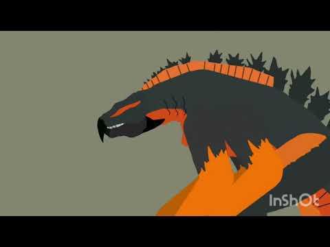 Mutzilla Vs Godzilla Hell