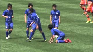 高円宮杯 U-18 サッカーリーグ 2016 EAST 第1節 市立船橋高校×アルビレ...