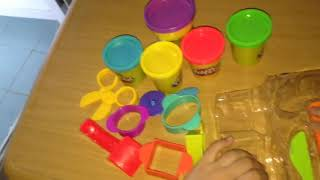Play doh opening !!!!