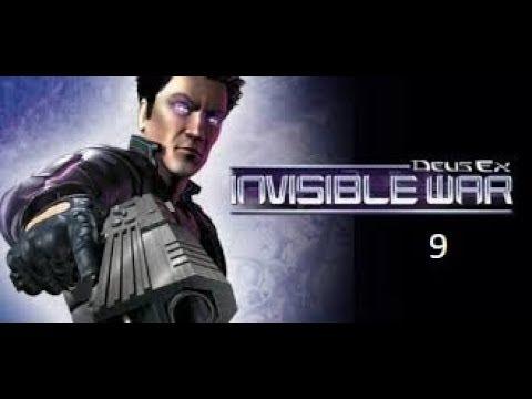 BACK AT IT!! | Deus Ex: Invisible War Ep 9 |
