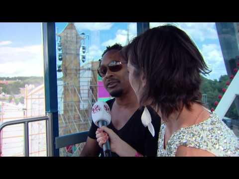 Derrick May - Interview at Tomorrowland 2012