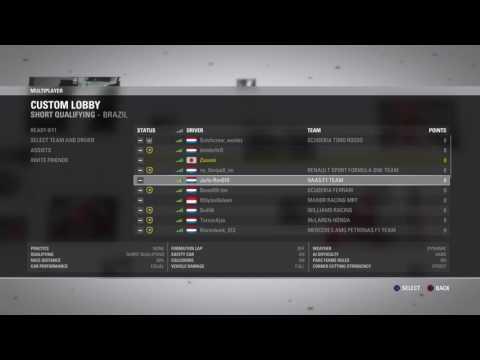 Singapore F1 GP4/Masters Race
