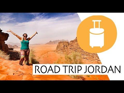 Road trip Jordan: Epic Travel Video ft. Petra, Wadi Rum & Diving Aqaba