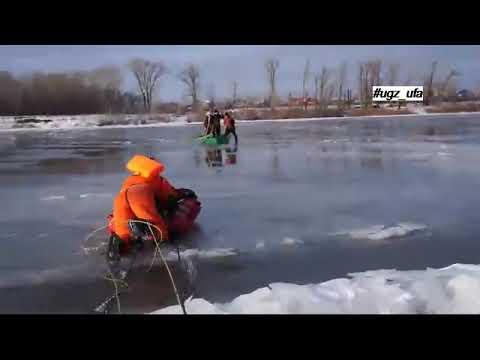 На реке Белой утонул рыбак