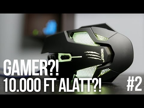 Gamer perifériák 10.000 Ft alatt?! #2 | Hama uRage termékcsalád