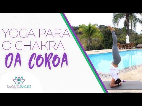 Yoga para o Chakra da Coroa | 7o Chakra | Yoga em Casa