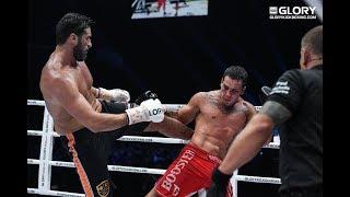 GLORY 62: Jamal Ben Saddik vs Guto Inocente (Tournament Semi-Final) - Full Fight