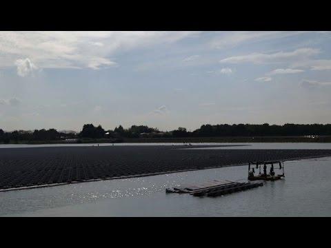 اليابان رائدة في محطات الطاقة العائمة... والفحم