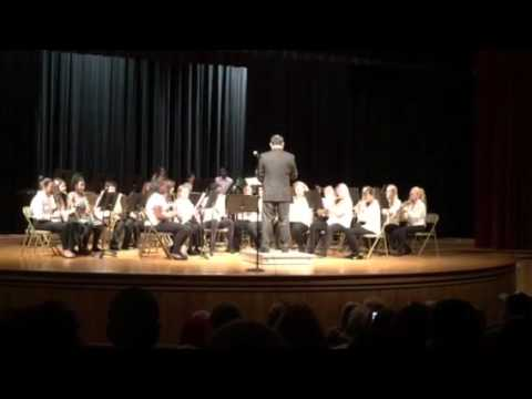 Wolfe Middle School 7th Grade Band