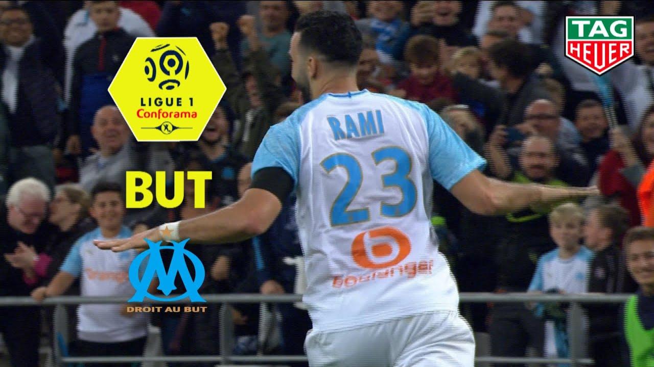 But Adil RAMI (84') / Olympique de Marseille - Dijon FCO (2-0) (OM-DFCO)/ 2018-19