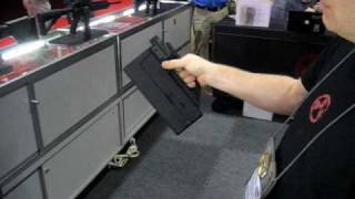 Magpul Fmg-9 Box Gun Prototype Shot Show 2008