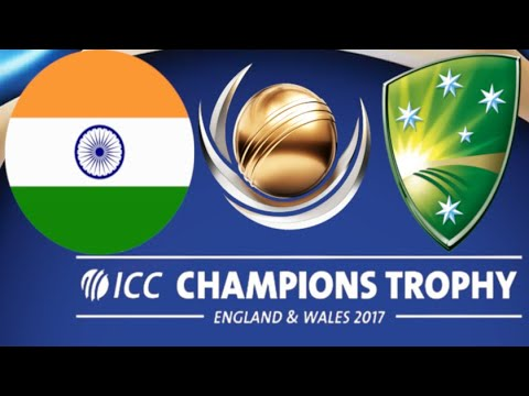 EA Sports Cricket 07 - Champions Trophy 2017 - India vs Australia