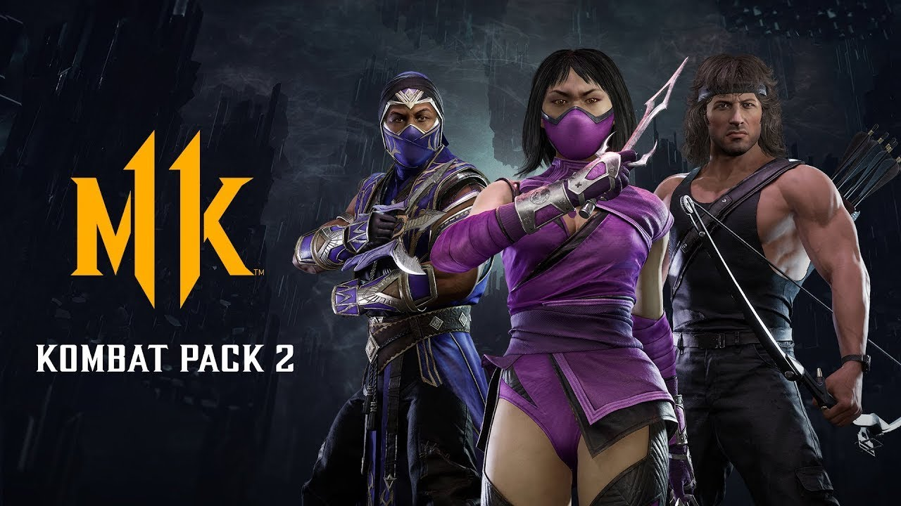 Download Mortal Kombat 11 Ultimate - Kombat Pack 2 Reveal Trailer - PS4 /PS5 - Xbox One/Series X - PC -Stadia