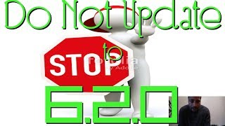 Do not update to nintendo switch firmware 8 0