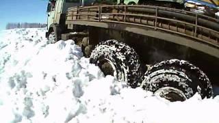 Камаз видео (Село Вырыпаево - Мордовия)№4
