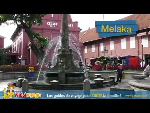 Kids'voyage - Trésors du globe - #7 Les villes de Melaka et Georgetown, Malaisie