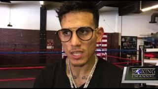 Jose Benavidez Says He Will Knock Frank Rojas Out