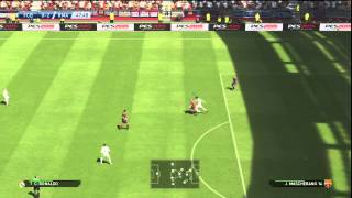 PES2015 demo Playstation 3