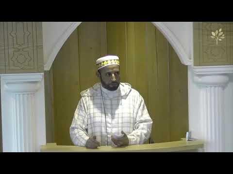 Het belang van de gezondheid in de islam AR & NL | Aissa el Alami Vrijdagpreek 02-04-2021