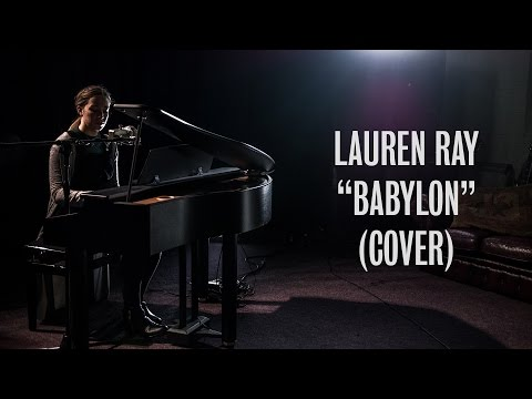 Lauren Ray - Babylon (David Gray Cover) Ont Sofa Sensible Music Sessions