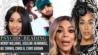 LIVE Psychic Readings - Wendy Williams' Son, Joseline, Chris Brown's Baby, Cardi B's Surgeon