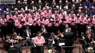 Kerst-Doelenconcert Deo Cantemus dec. 2013 deel 1