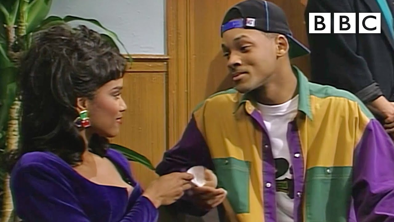 Will's *unique* approach with the ladies | The Fresh Prince of Bel-Air - BBC