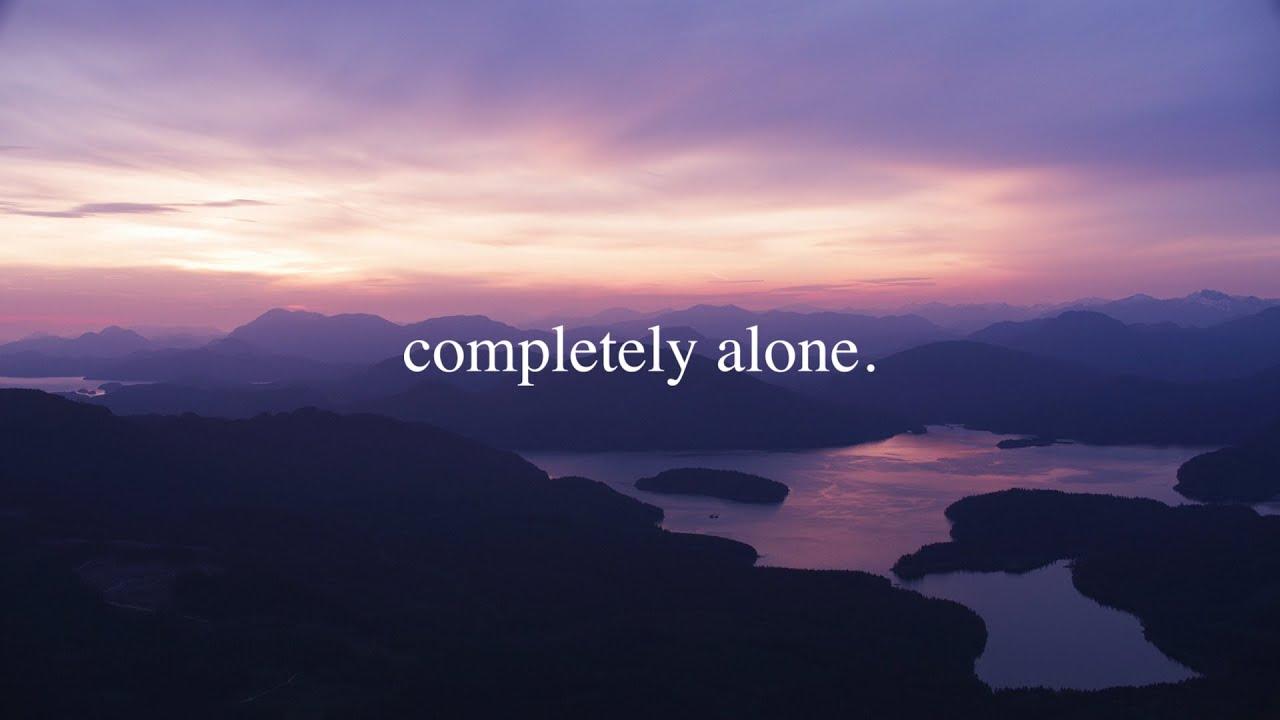 alone — Spoken Word Poetry (Original Poem)
