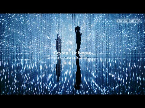 Crystal Universe / FUTURE WORLD: WHERE ART MEETS SCIENCE