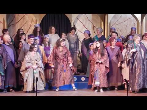 "'Springtime for Haman"" -- Cambridge Family Opera, 2017"