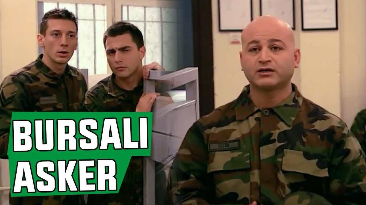 Yeni Askerler Birliklerine Görevleriyle Dağıtıldı - OLAY Bursalı Asker