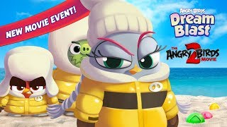 Angry Birds Dream Blast | Limited time movie event!