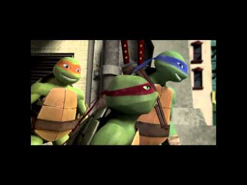 TMNT TributeDead in Ditches
