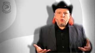 Bruno Kramm: Kandidat der Piratenpartei für den Bundestag 2013