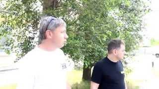 Видео с перекрестка по проспекту Б Хмельницкого и улица Вакуленчука(, 2015-06-10T21:05:06.000Z)