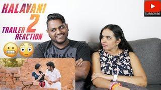 Kalavani 2 Trailer Reaction | Malaysian Indian Couple | Vimal | Bigg Boss Oviya