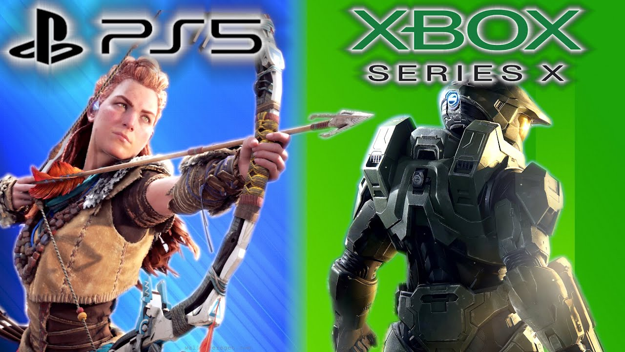 Console Wars: The Next Generation (PS5 vs. Xbox Series X)