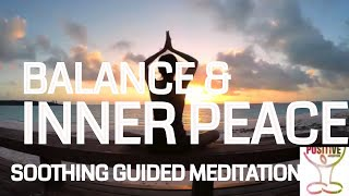 Simple Enjoyable Deep Inner Balance 10 Minute Meditation for Mind Body Spirit  (Water & Forest)