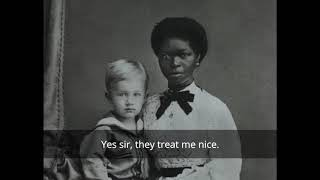 HOUSE Slave???  Alice Gaston   Nothing but kind words