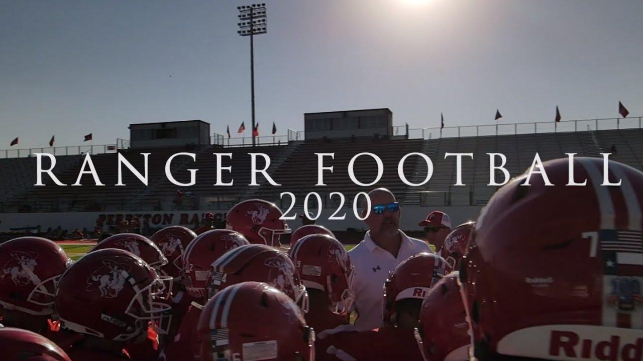 Download Ranger Football Highlights 2020 Season