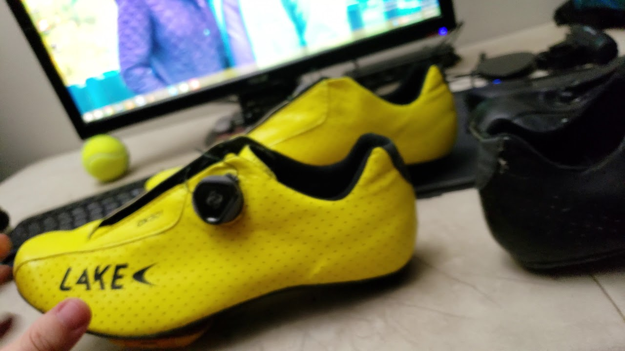 multiple colors size 40 pretty nice Extra Wide Lake CX301 Cycling Shoe Long Term Review Compared to ...