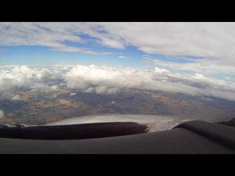 ✈London Stansted Airport - Approach & Landing (Cockpit View)