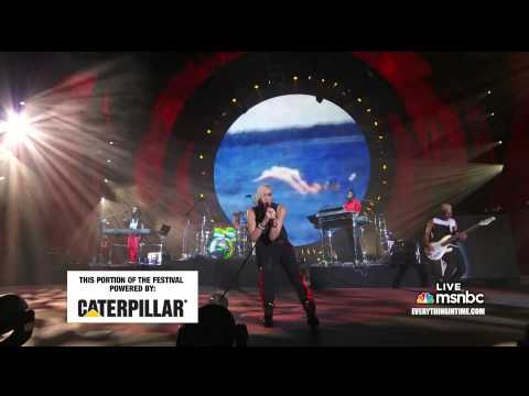 No Doubt - Global Citizen Festival 09.27.2014 (HD) (1080p)
