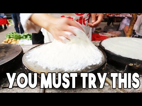 Chinese Street Food and Traveling The World for $20 Per Day | Cheap Travel To Chengdu, China