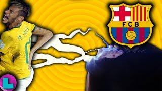 FC Barcelona pozwała Neymara!!