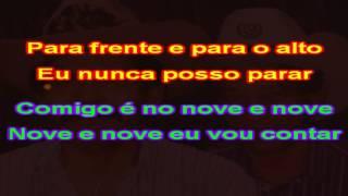 Tião Carreiro e Pardinho - Nove Nove - karaoke