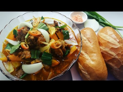 Nấu Bò Kho thơm ngon đơn giản tại nhà – Món Ăn Ngon
