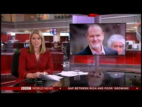 BBC World News broadcasting on all PBS stations globally