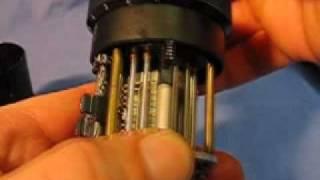 The Astounding Curta Mechanical Calculator