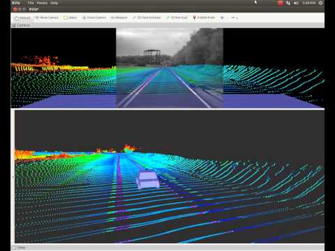 PSU Intelligent Vehicles & Systems Group LTI Test Track Mapping